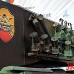 Tank Leopard di Monas 11