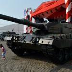 Tank Leopard di Monas 2