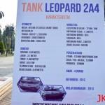 Tank Leopard di Monas 4