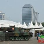 Tank Leopard di Monas 5