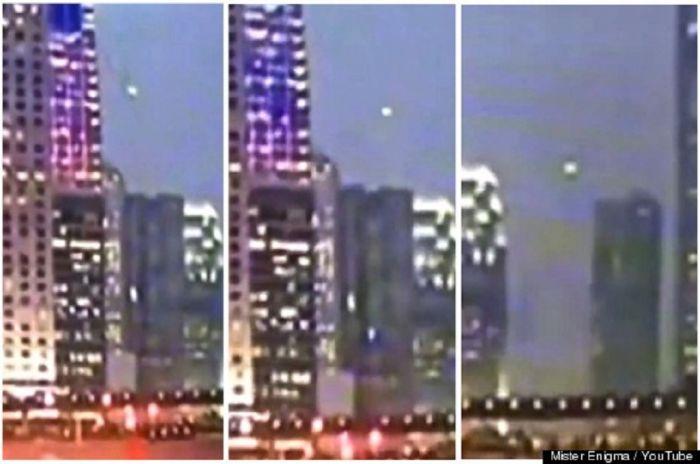 UFO di Hongkong 1