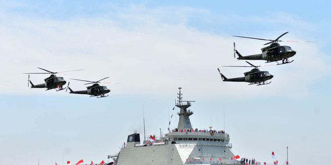 Armada AL Sergap Kapal Asing 3
