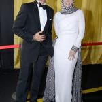 Ashraf Sinclair dan Dewi Sandra - Silet Awards 2014