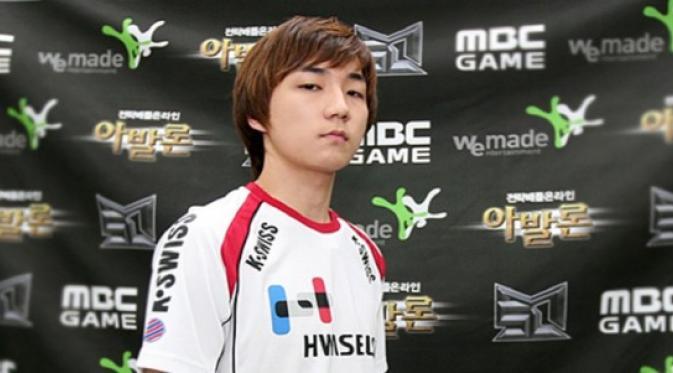 Gamer Tajir Lee Jaedong Jae Dong