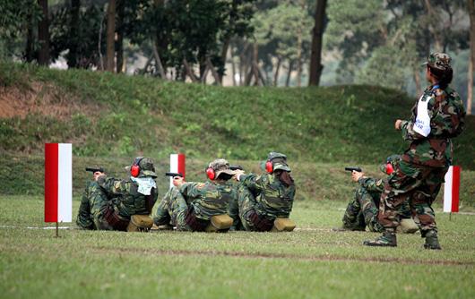 Hasil Lomba Tembak ASEAN Rifle Meet 2014 di Vietnam (AARM) 13