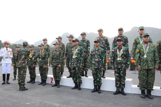 Hasil Lomba Tembak ASEAN Rifle Meet 2014 di Vietnam (AARM) 15