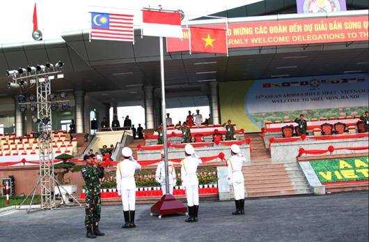Hasil Lomba Tembak ASEAN Rifle Meet 2014 di Vietnam (AARM) 3