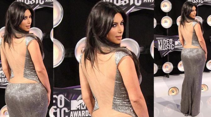Keuntungan Kim Kardashian