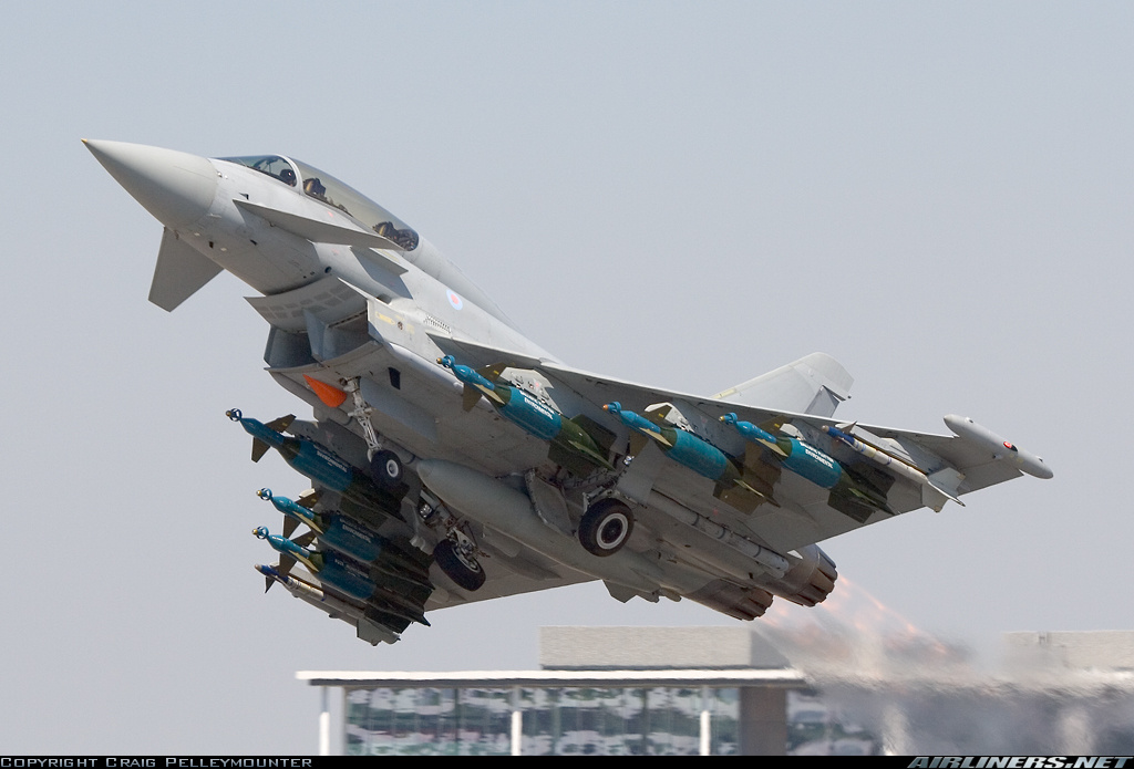 PT DI jual Eurofighter Typhoon