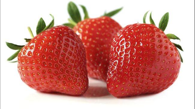Strawberry - Tips Menyimpan Bahan Makanan