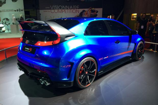 Honda Civic Type-R 2015 - 2