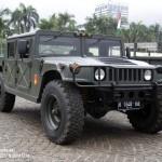 Kendaraan Tempur TNI AD di Hari Juang ke 69 2014 1