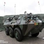 Kendaraan Tempur TNI AD di Hari Juang ke 69 2014 8