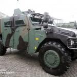 Kendaraan Tempur TNI AD di Hari Juang ke 69 2014 10