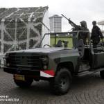 Kendaraan Tempur TNI AD di Hari Juang ke 69 2014 12