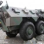 Kendaraan Tempur TNI AD di Hari Juang ke 69 2014 13