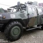 Kendaraan Tempur TNI AD di Hari Juang ke 69 2014 2