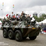 Kendaraan Tempur TNI AD di Hari Juang ke 69 2014 15