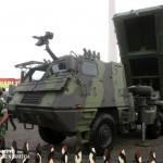 Kendaraan Tempur TNI AD di Hari Juang ke 69 2014 3