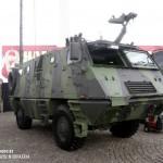 Kendaraan Tempur TNI AD di Hari Juang ke 69 2014 4