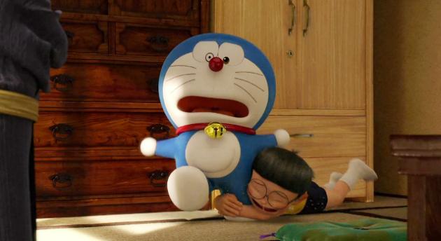 Perginya Doraemon dari Nobita