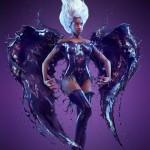 Storm - Kostum Seksi Superhero 3