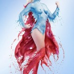 Supergirl - Kostum Seksi Superhero 11