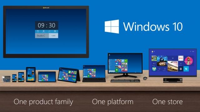 Fitur Windows 10 - Satu Platform Untuk Semua Device