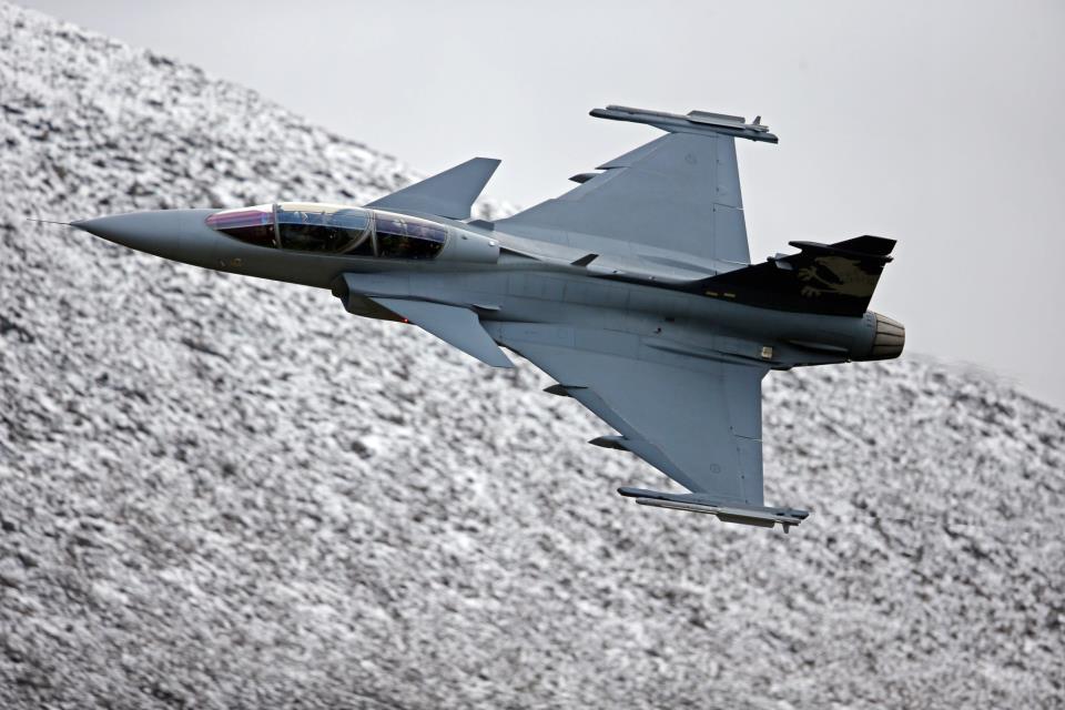 Gripen NG Vs Su-35