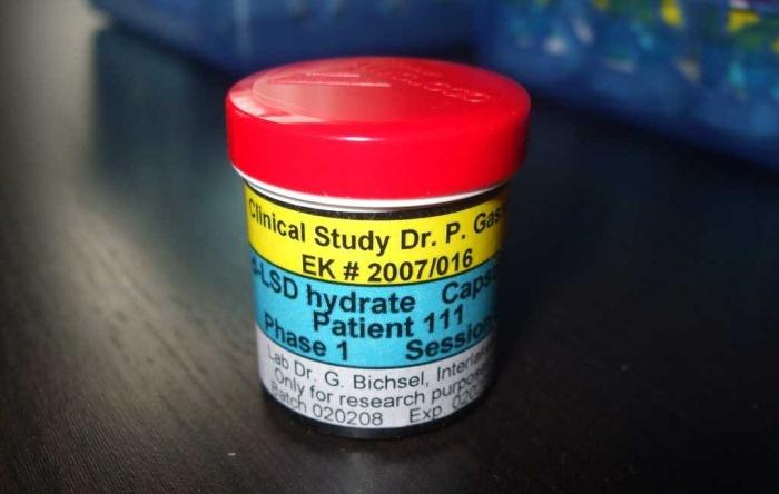 Halusinogen Populer - LSD
