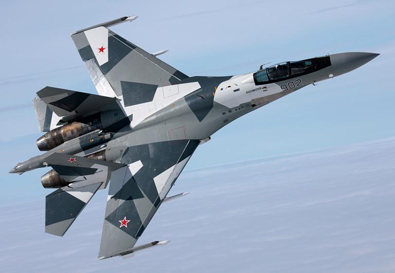 Sukhoi Su 35BM