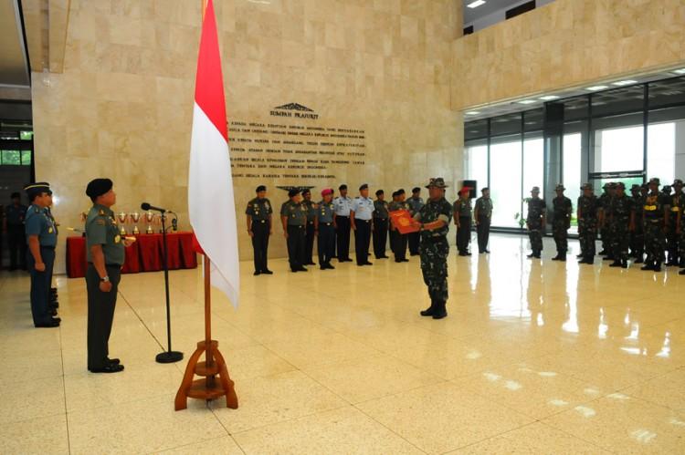 TNI Juara Umum Lomba Tembak BISAM di Brunei 2