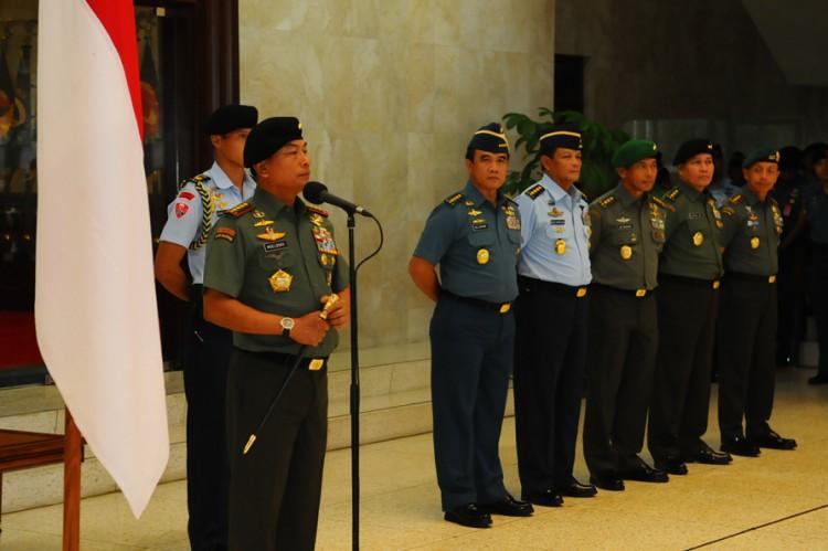 TNI Juara Umum Lomba Tembak BISAM di Brunei 4