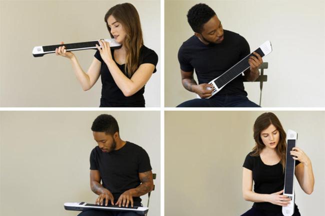 Artiphon Instrument 1, Alat Musik Multi Instrument Yang Bisa Jadi Gitar, Piano Bahkan Biola