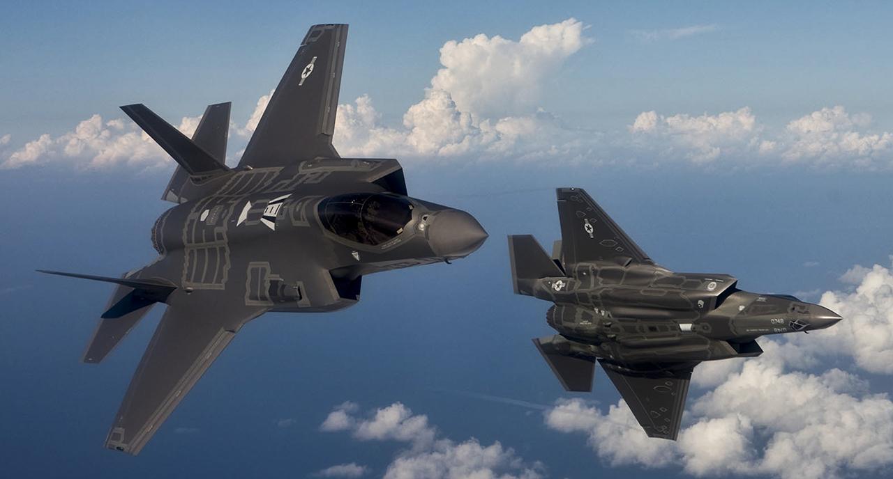 Fakta-fakta F-35 Lightning II