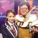 Han Yiying dibayar 35 Miliar sebagai Pemandu Video Game Online