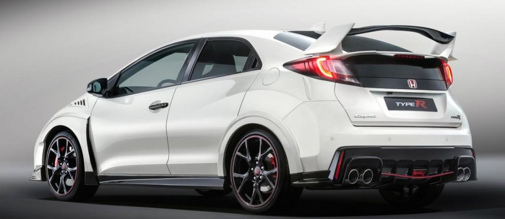 Honda CIvic Type R 2015 Pecahkan Rekor di Sirkuit Nurburgring Jerman