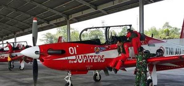 Ini Pesawat KT-1 Wong Bee TNI AU yang Terlibat Tabrakan di Langkawi Malaysia