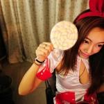 Xiao Xue, Sedang Memandu Acara Video Game
