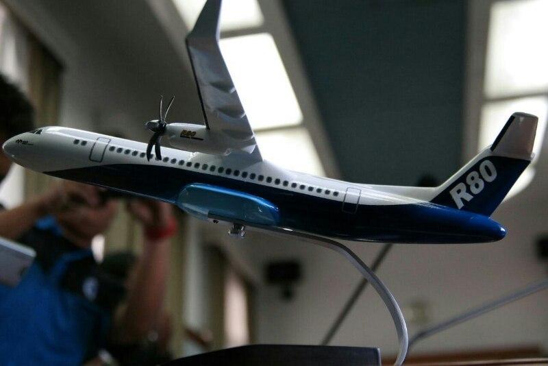 Pesawat R-80 RAI