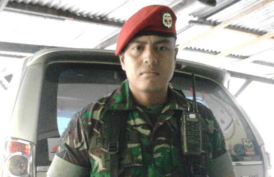 Anggota Kopassus Sertu Pardal Pelatih Tim Penembak Tentara Brunei Jadi Lebih Hebat dari Malaysia dan Singapura