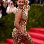 Beyonce di Met Gala 2015 15