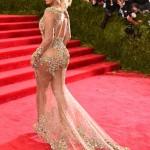Beyonce di Met Gala 2015 4