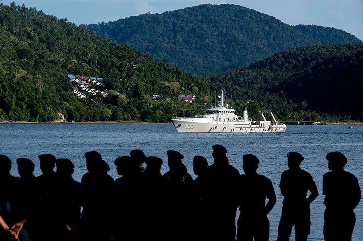 KRI Rigel tiba di Sabang setelah berlayar dari Prancis (All Photos @lembagaKeris