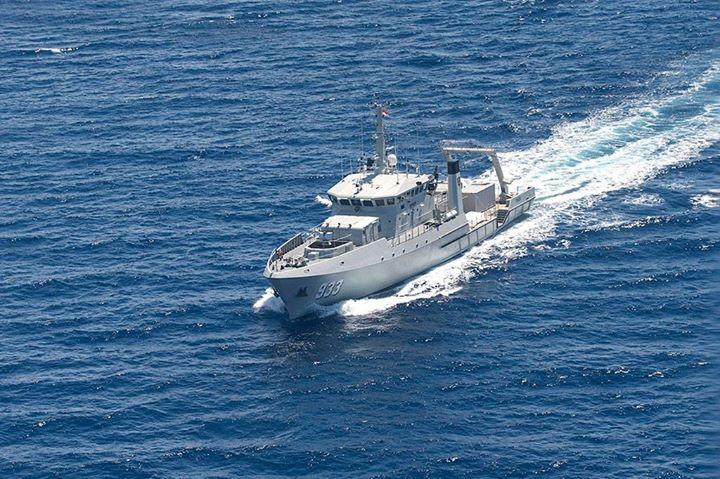 KRI Rigel tiba di Tanah Air melalui Sabang Setelah Berlayar dari Prancis (All Photos @lembagaKeris)