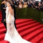 Kim Kardashian & Kanye West di Met Gala 2015 3