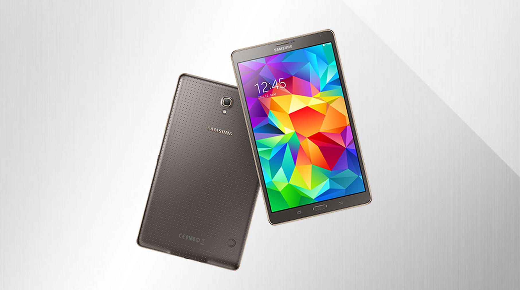 Samsung Galaxy Tab S 8.4 Tablet Terbaik 2015