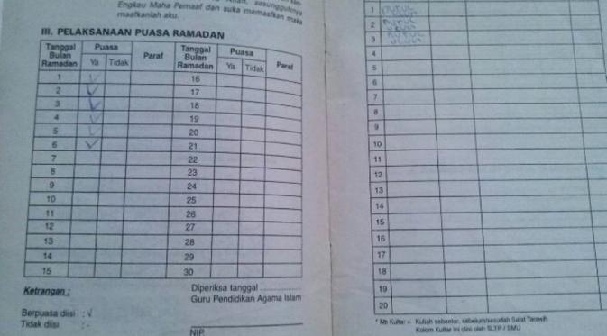 Momen Bulan Ramadan Anak Tahun 90an - Buku Ramadan