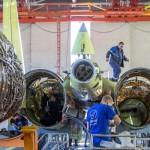 Foto Pabrik Jet Sukhoi Su-35 - 12