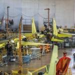 Foto Pabrik Jet Sukhoi Su-35 - 14